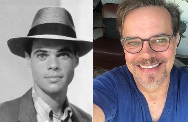 A Diogo Vilela coube o papel de Leonardo Raposo, marido de Fedora. Ele esteve no 'Zorra' (Foto: Reprodução)