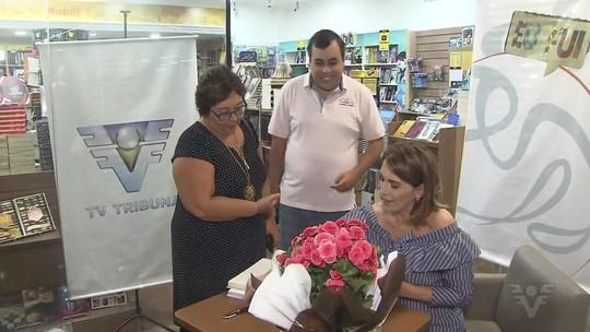 Rosana Valle termina temporada de lançamento do Livro Rota do Sol