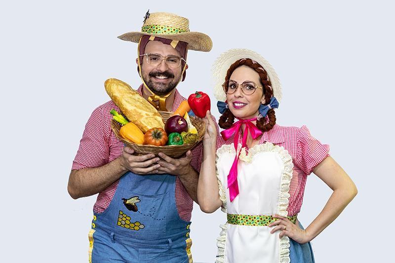 Escolas de Porto Nacional recebem peça teatral sobre origem dos alimentos - Notícias - Plantão Diário