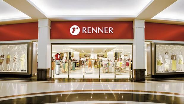 Fachada das lojas Renner (Foto: Divulgação)