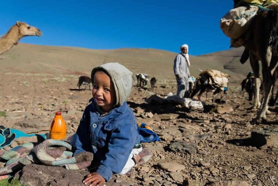 O relato de um nômade do deserto