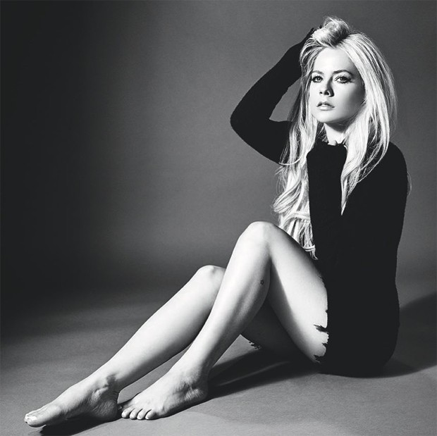 Avril Lavigne (Foto: Reprodução/Instagram)