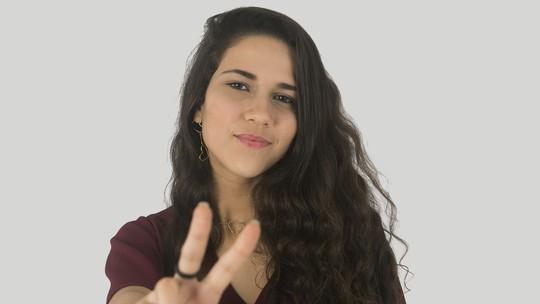 Conheça Isadora Emer, participante do 'The Voice Kids'