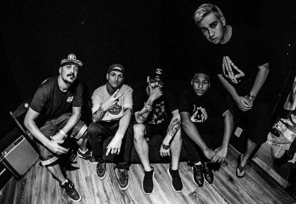 Grupo de rap 1Kilo (Foto: Divulgação/Facebook)
