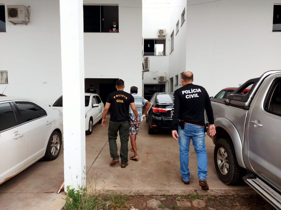 Polícia Civil prendeu dezenas de foragidos da Justiça na Operação Reverso — Foto: Divulgação/Polícia Civil