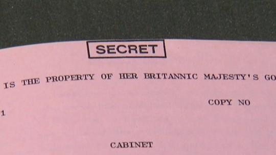 Elizabeth II tinha discurso para nova guerra mundial, revela documento