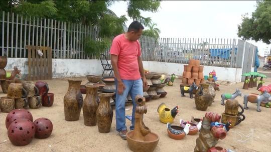 Crise econômica aumenta número de ambulantes no Maranhão