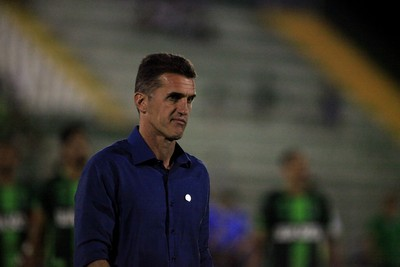 Vagner Mancini Chapecoense (Foto: Sirli Freitas / Chapecoense)