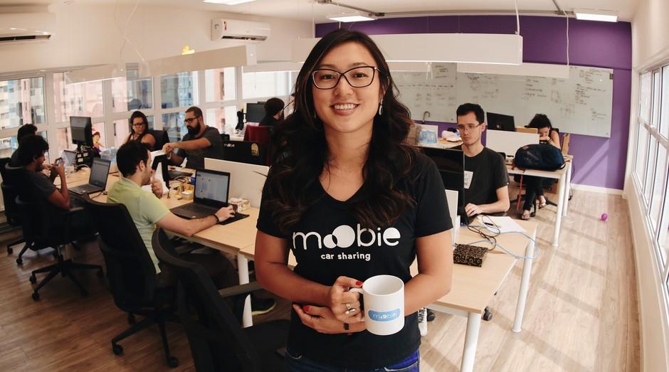 Tamy Lin, fundadora e CEo da moObie (Foto: Divulgação/moObie)