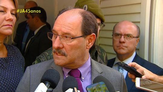 Centro de Triagem receberá mais presos nesta semana, diz secretário
