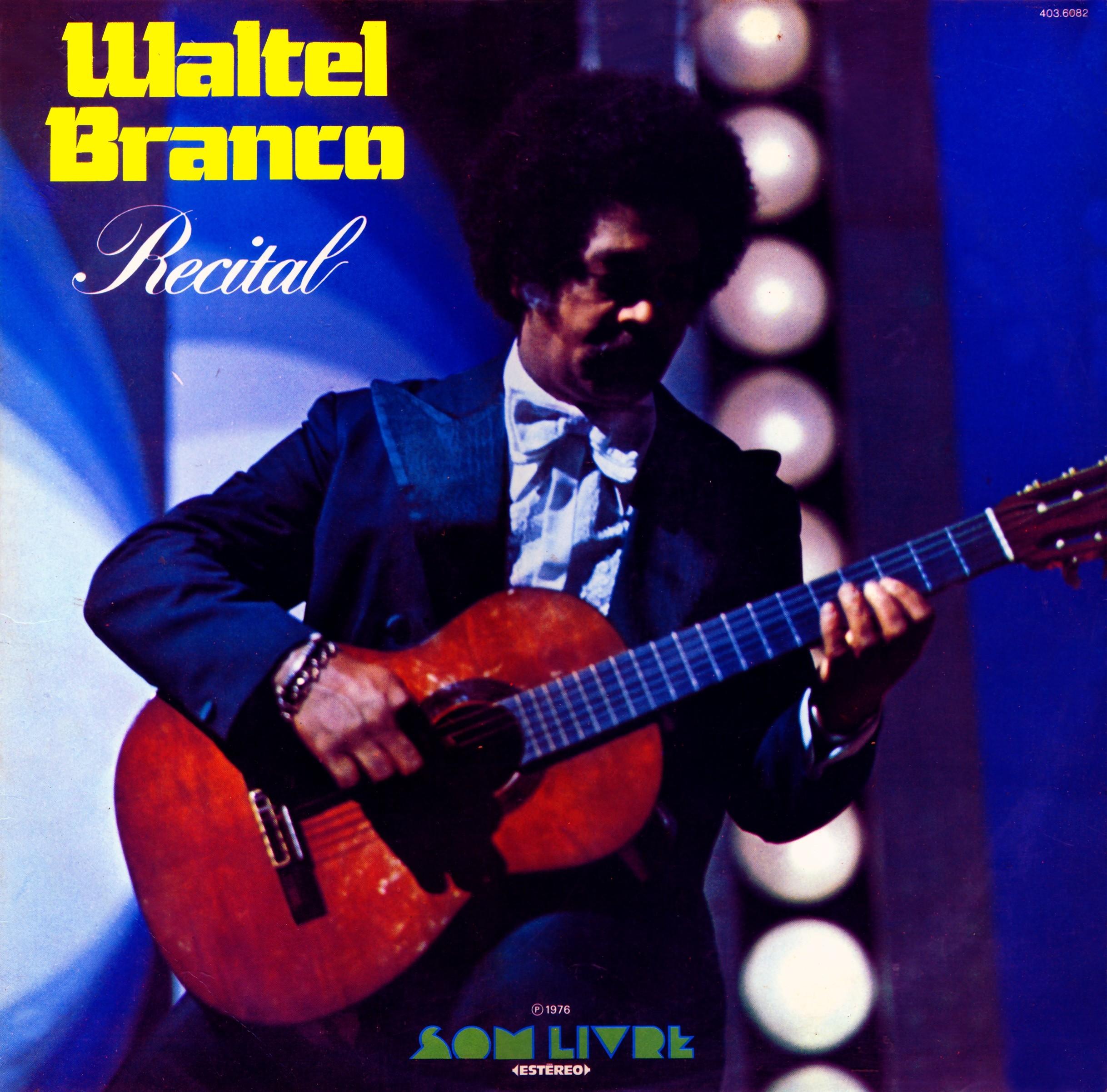 Waltel Blanco deixa, como arranjador, obra magistral de tons variados que foi muito além do rosa da 'Pantera' de Henry Mancini - Noticias