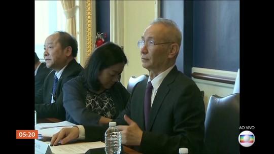 China e EUA interrompem temporariamente a guerra de tarifas de importação