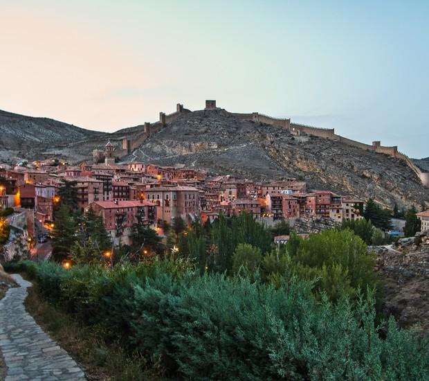 Vila Albarracín, na Espanha (Foto: Thinkstock)