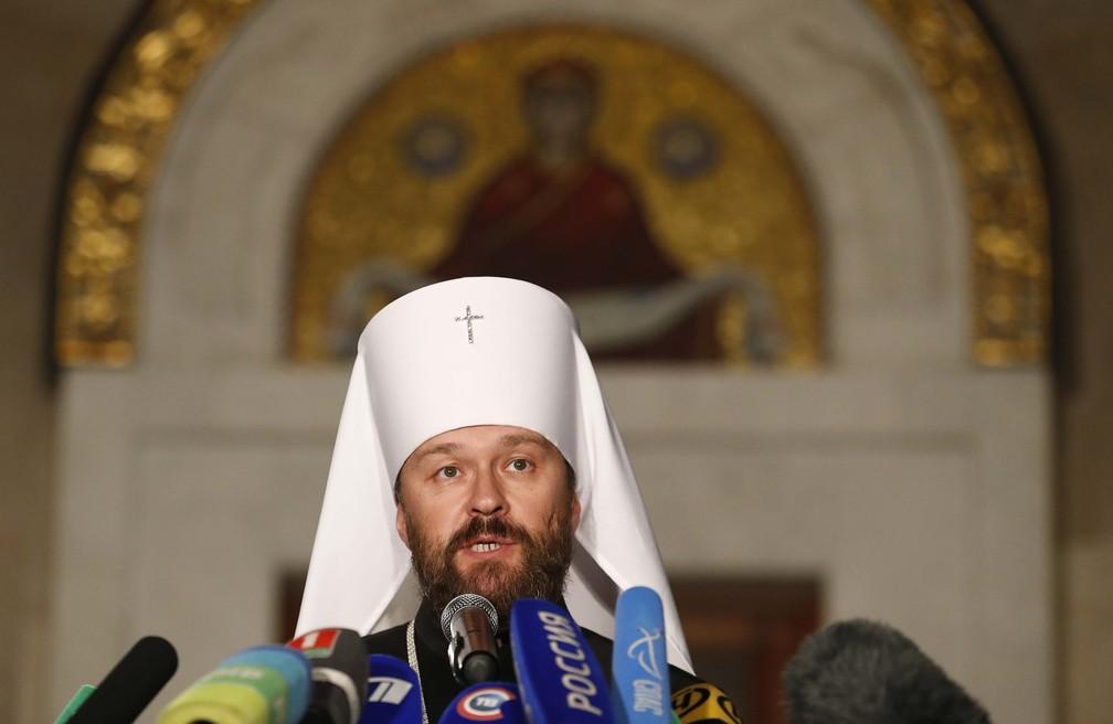 Igreja Ortodoxa Russa Rompe Com Patriarcado De Constantinopla Mundo G1