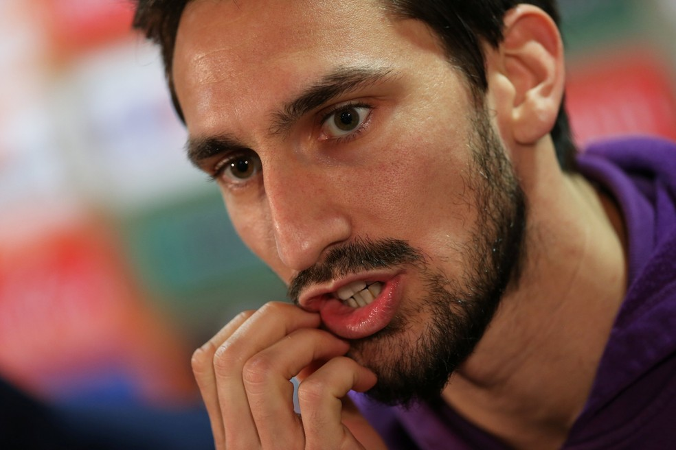 Davide Astori (Foto: Reuters)