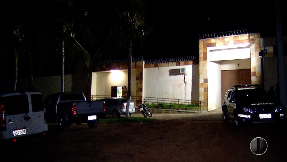 Fuga foi nesta quinta-feira (21) em Parnamirim, na Grande Natal (Foto: Inter TV Cabugi/Reprodução)