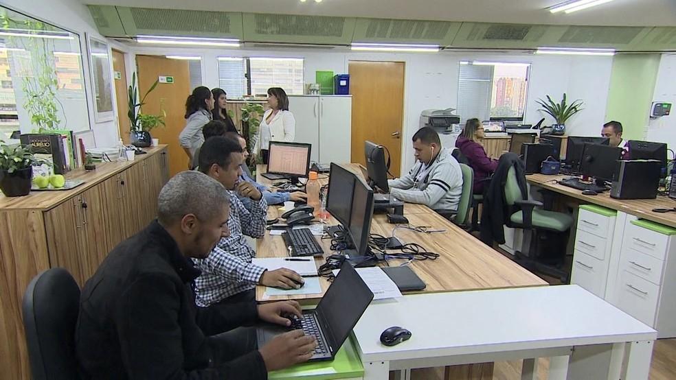 Área de recursos humanos será bastante demandada para contratação de funcionários, dizem as quatro consultorias de recrutamento ouvidas pelo G1.  — Foto: Reprodução/TV Globo