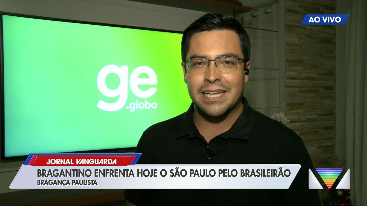 Bragantino recebe o São Paulo pelo Brasileirão