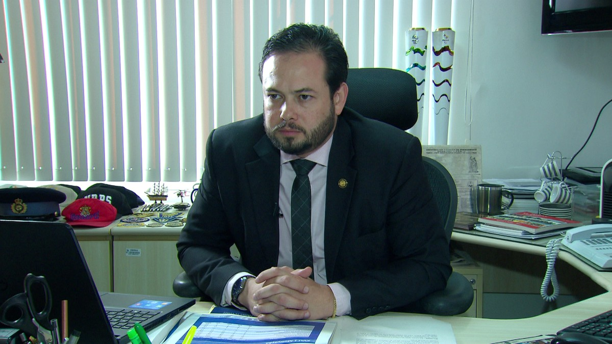 Algumas áreas de PE atingiram 'sossego bastante expressivo', diz secretário-executivo de Defesa Social