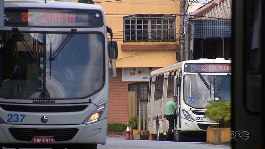 Moradores de Araucária pagam R$ 1,35 a menos na tarifa do transporte coletivo a partir desta segunda-feira (1º)