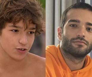 Humberto Carrão esteve em sua primeira novela aos 13 anos. Foi na temporada de 2004 da 'Malhação'. Hoje, o ator está escalado para viver o protagonista da série 'Rota 66' | Reprodução