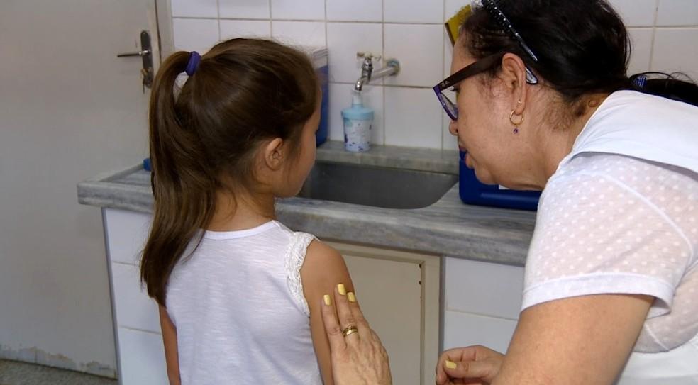 Camapnha de multivacinação segue até dia 22 de setembro no RN (Foto: Reprodução / EPTV)