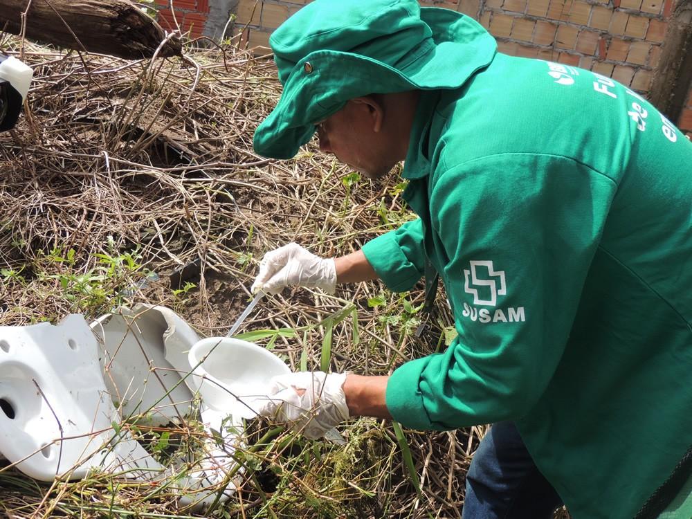 Casos de febre chikungunya no Amazonas têm redução de 68% em um ano, aponta FVS