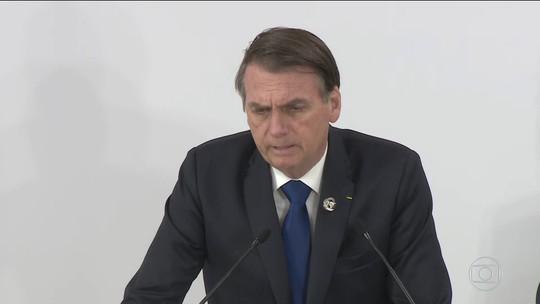 Presidente Jair Bolsonaro comenta prisão de assessores do ministro do Turismo