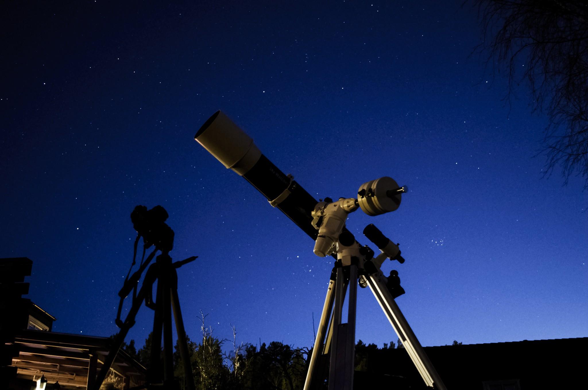 astronomia (Foto: Flickr/Jean-Pierre Bovin)