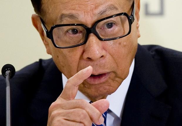 Li Ka-shing (Foto:  VCG/VCG via Getty Images)