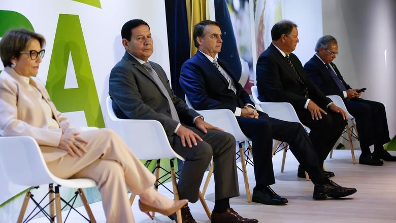 politica-posse-fpa (Foto: Alan Santos/PR)