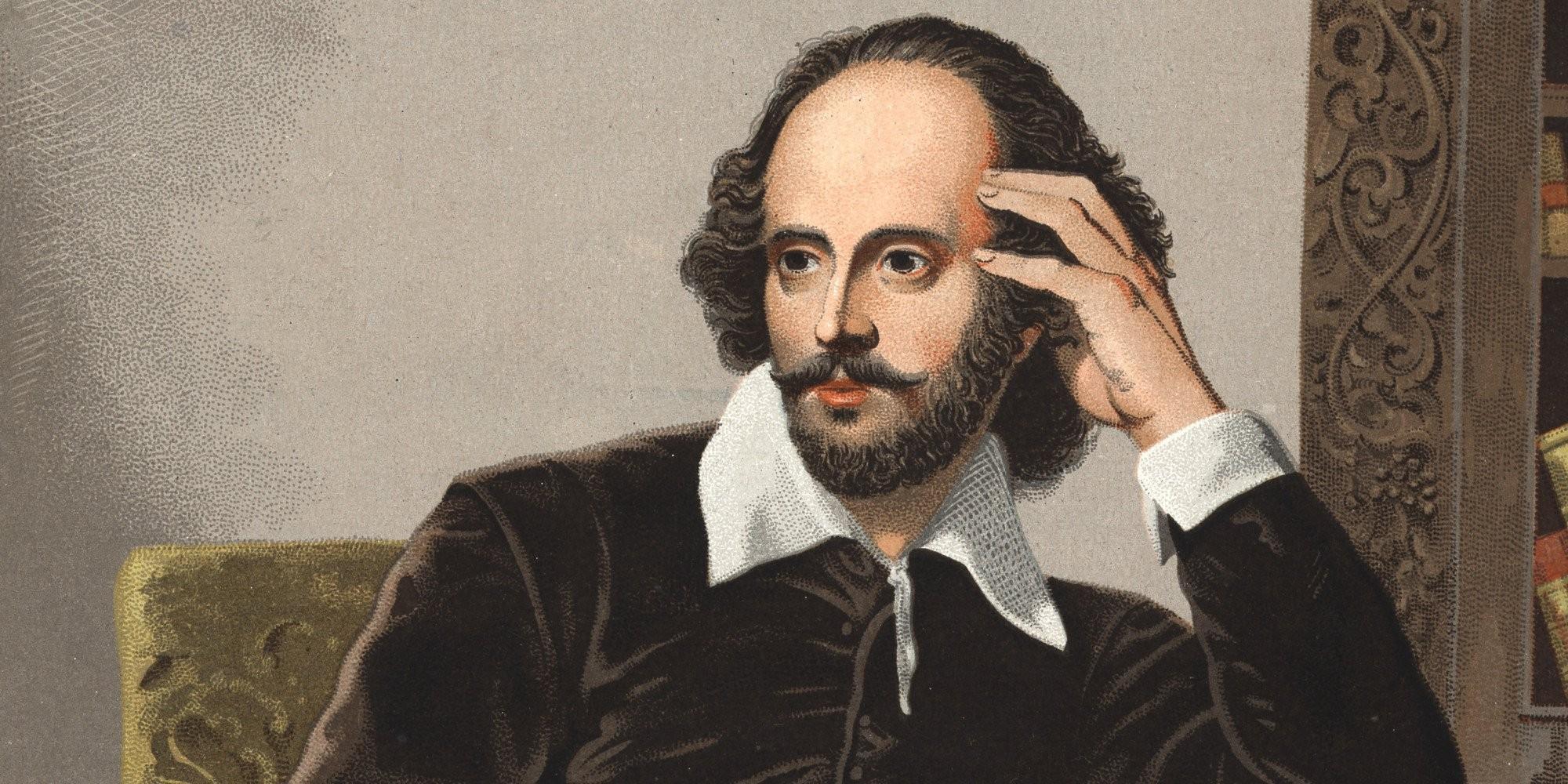 William Shakespeare, o grande escritor