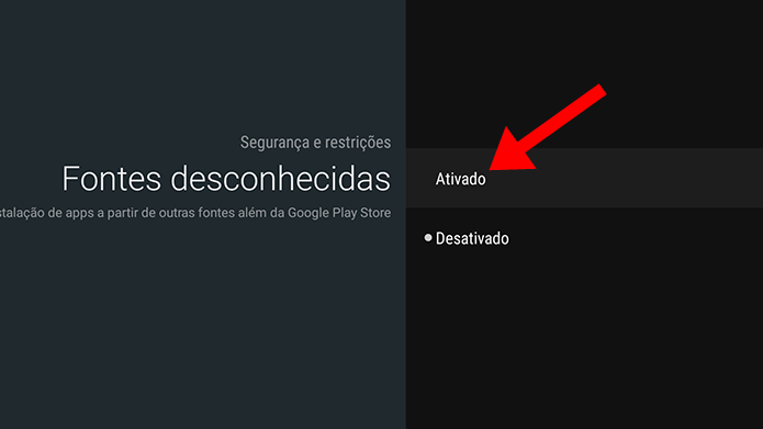 Como instalar APK no Android TV | Media centers | TechTudo