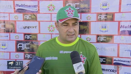 Após ser apresentado no Boa Esporte, Paulo Foiani diz que deve manter base do Mineiro na Série C