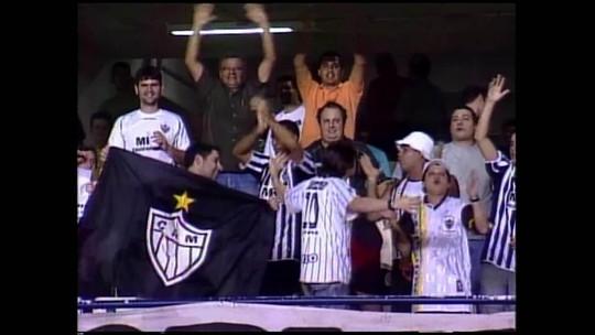 Contra o Santos, Atlético-MG mira algo raro no século: buscar vaga fora de casa após tropeço em BH