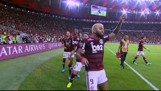 Final da Libertadores antecipa Flamengo x Vasco da 34ª rodada para dia 13 ou 14 de novembro