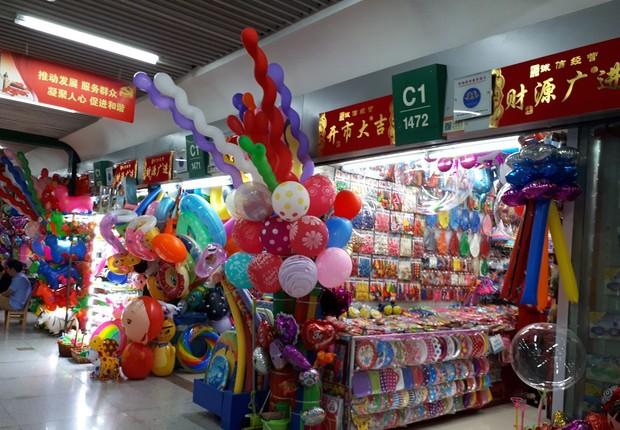 China, brinquedos  (Foto: Ana Cristina Campos/Agência Brasil)