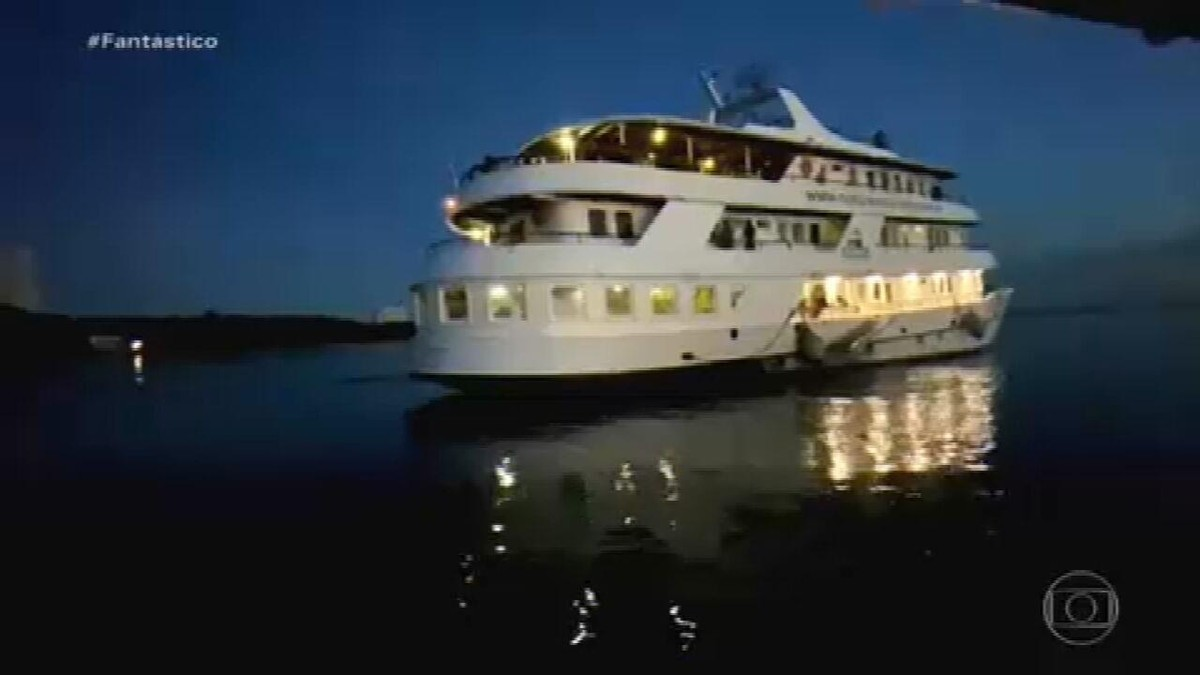 Turistas flagrados em festa dentro de barco de luxo no AM visitaram quatro comunidades indígenas