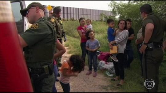 Política de imigração de Trump causa crise humanitária no país