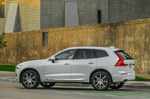 Volvo XC60 T8 R-Design Híbrido (Foto: divulgação)