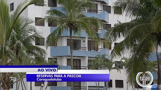 Setor hoteleiro do litoral norte de SP está na expectativa para receber turistas na Páscoa