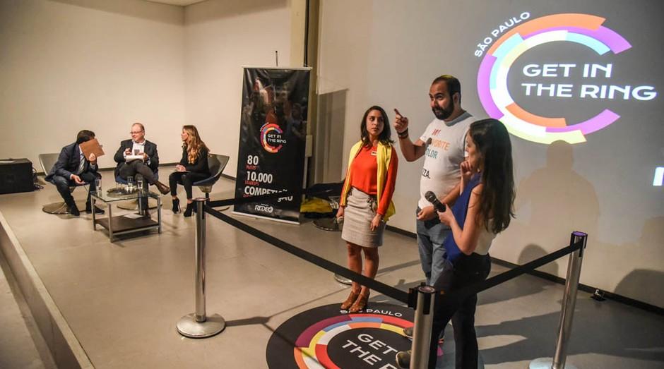 Get In The Ring (Foto: Divulgação )