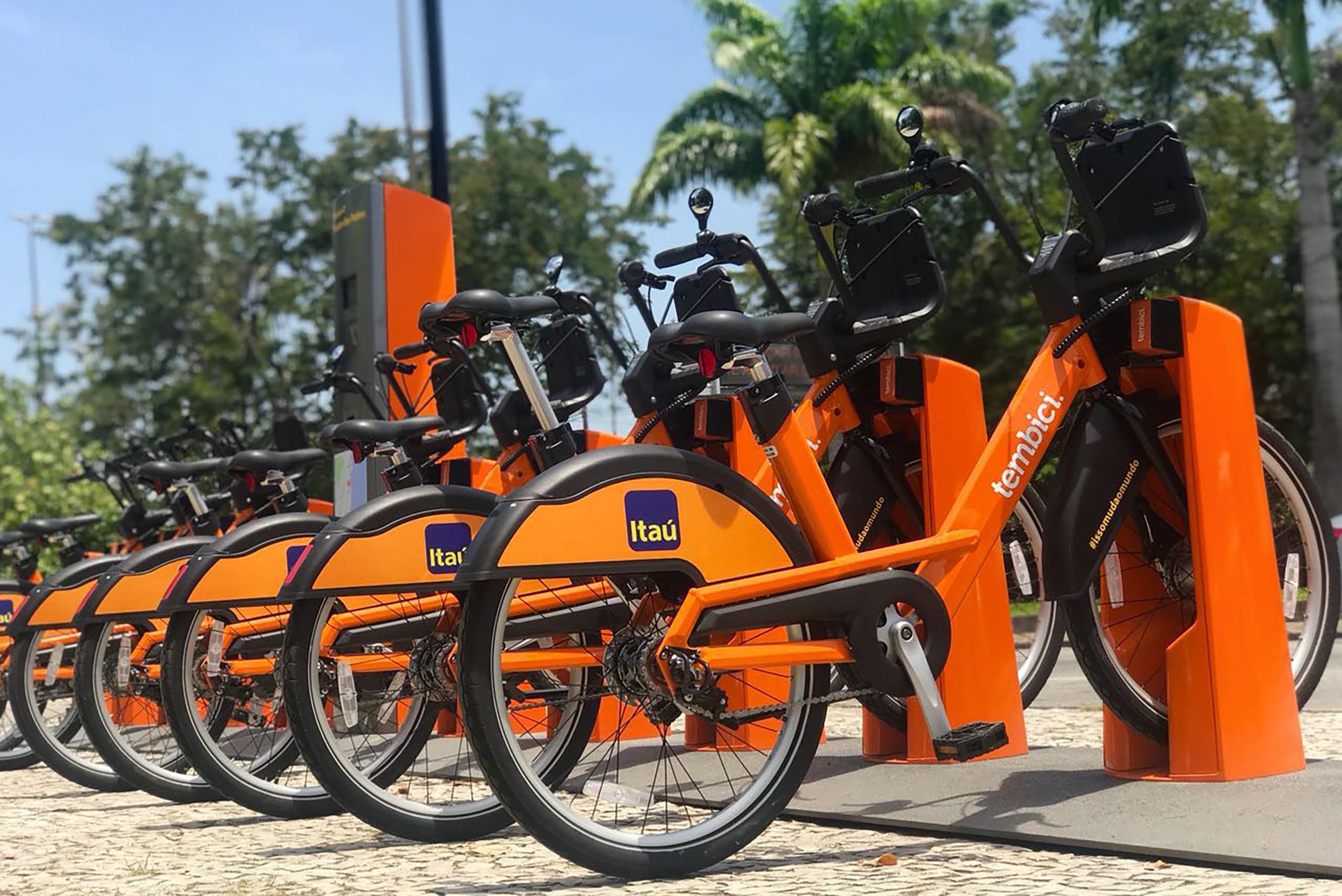 A bicicleta tomou as grandes cidades como alternativa de veículo individual para fugir do trânsito (Foto: Divulgação)