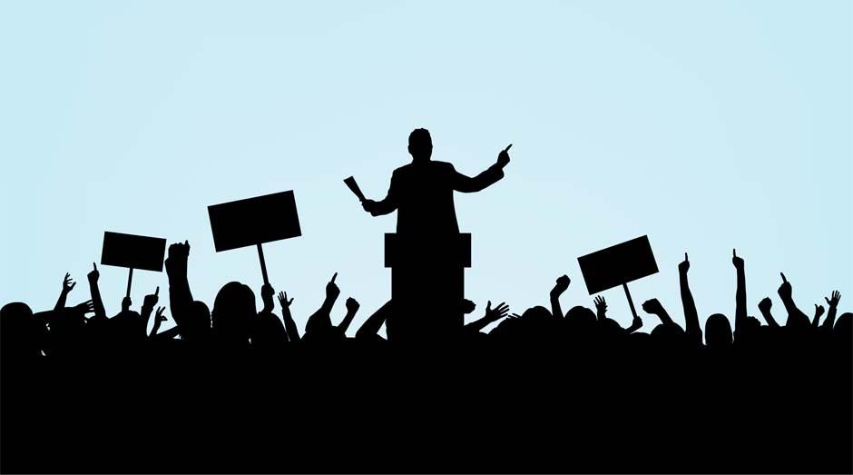 Político: empreenderes podem ajudar a melhorar as eleições (Foto: Reprodução)