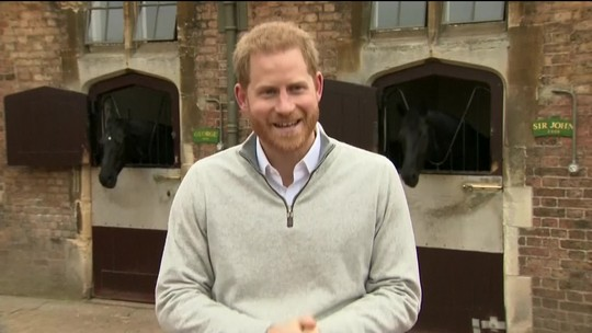 'Bem-vindo à Sociedade da Privação do Sono', diz príncipe William a Harry após nascimento do sobrinho