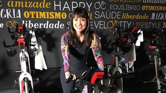De tirar o fôlego: Cris Ikeda estreia o quadro 'No Meu Pique'