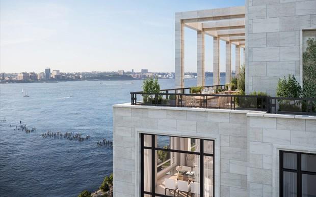 70 Vestry, prédio de luxo em Nova York (Foto: Divulgação/Related)