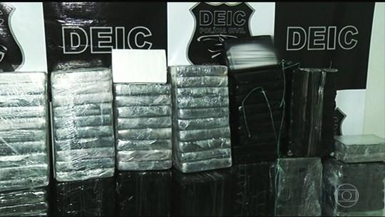 Operação da PF-TO prende 26 pessoas envolvidas com o tráfico internacional de drogas