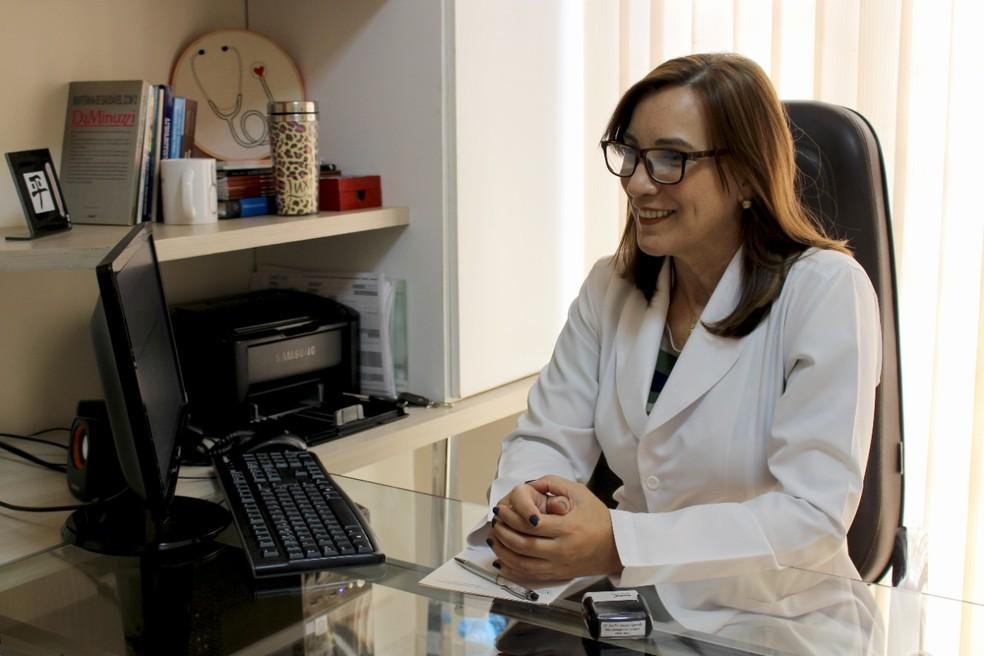 Dra Ana Nery  — Foto: Caroline Mendonça