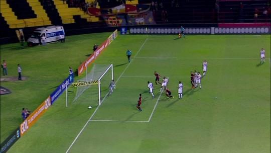 Melhores momentos: Sport 1 x 1 Chapecoense pela 17ª rodada do Campeonato Brasileiro